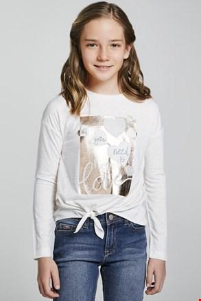 Блуза за момичета Mayoral More love