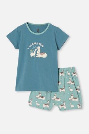 Пижама за момичета Lama