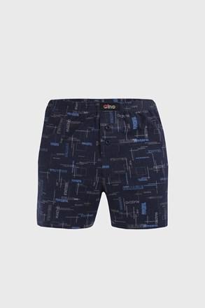 Сини шорти Macho