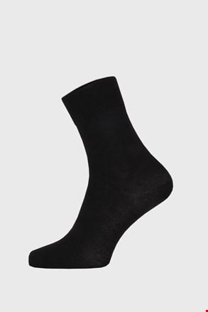 Черни бамбукови чорапи по-дълги