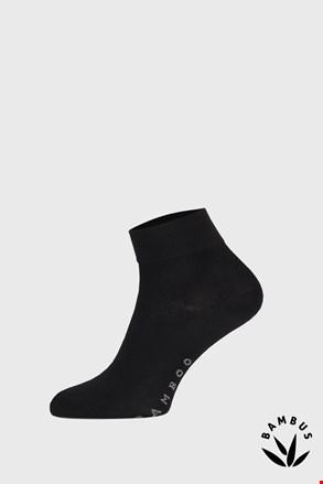 Черни бамбукови чорапи със средна дължина