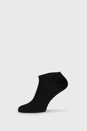 Черни бамбукови чорапи къси