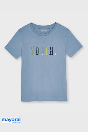 Синя тениска за момчета Mayoral Youth