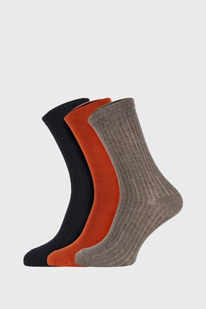 3 PACK детски чорапи Colored