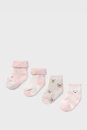 Подаръчна опаковка бебешки чорапи Mayoral Born