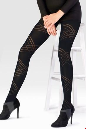 Дамски чорапогащник Diagonal Lines 60DEN