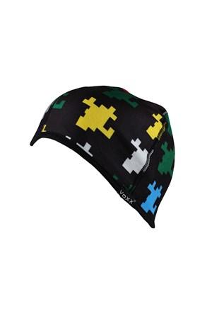 Шапка за момчета с две лица VOXX Minecraft