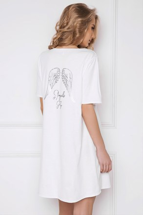 Дамска нощничка Angel бяла