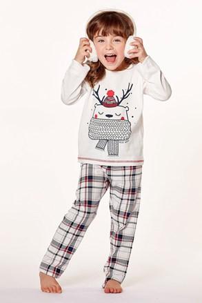 Пижама за момичета Sapin