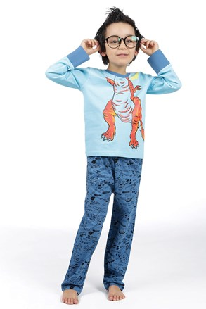Пижама за момчета Lenny Sky Rex