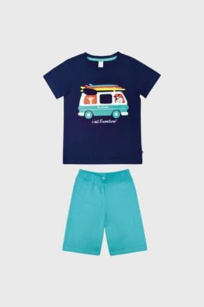 Пижама за момчета Bus