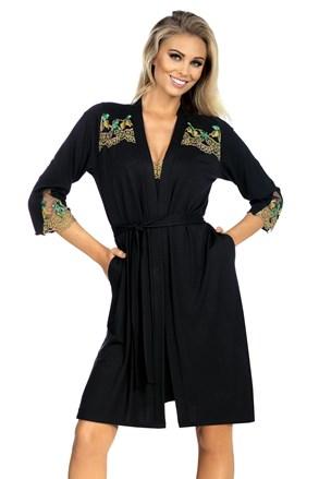 Дамски луксозен халат Beatrise