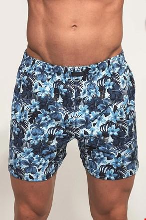 Мъжки шорти Classic Blue flowers