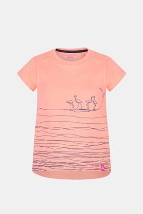 Тениска за момичета LOAP Batya