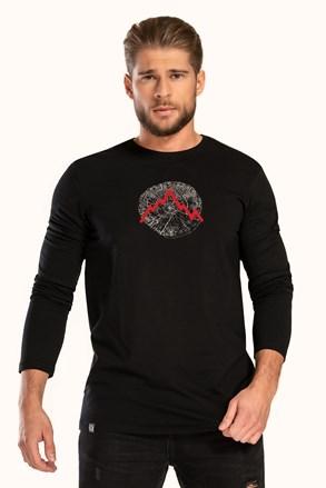 Черна блуза LOAP Albert