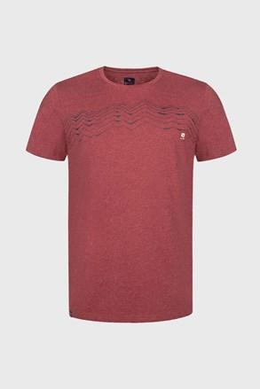 Червена тениска LOAP Bengal