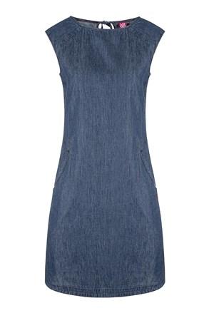 Дамска синя спортна рокля LOAP Nency