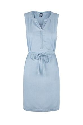 Дамска синя спортна рокля LOAP Nermin