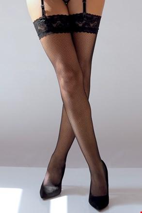 Мрежести силиконови чорапи Calze 223