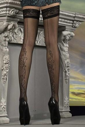 Луксозни силиконови чорапи J.Collection 215