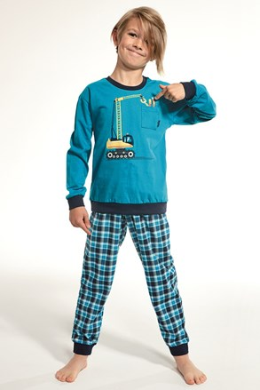 Пижама за момчета Crane