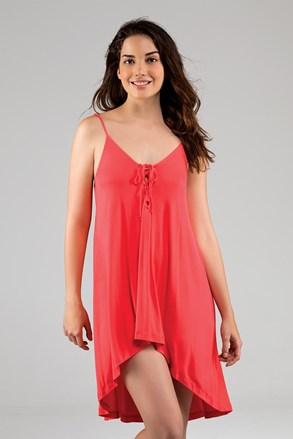 Дамска плажна рокля Figi Coral