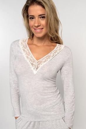 Дамско горнище на пижама Heather