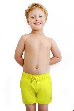 Детски луксозен бански Leonard Lime