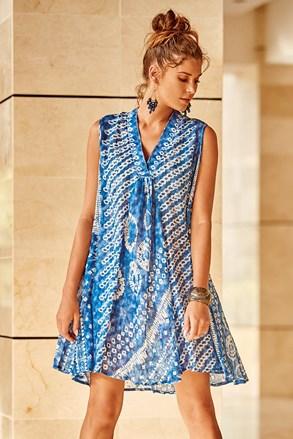 Плажна рокля Itaca Blue