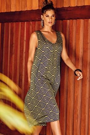 Плажна рокля Formentera Retro Vibes