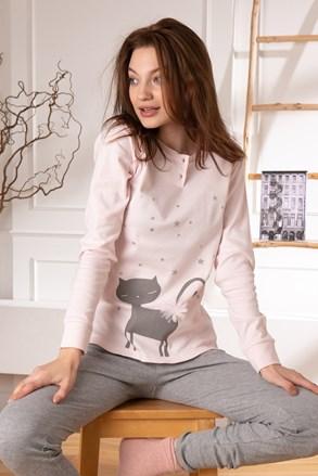 Дамска пижама Kitty