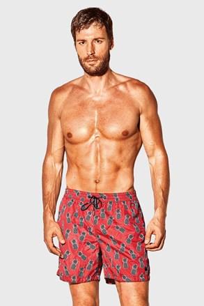 Червени бански шорти David 52 Caicco