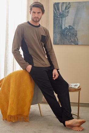 Черно-зелена пижама Christopher