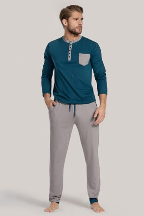 Синьозелена пижама Drew II