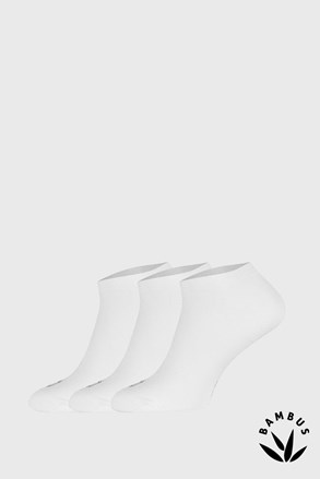 3 PACK бамбукови чорапи Desi бели