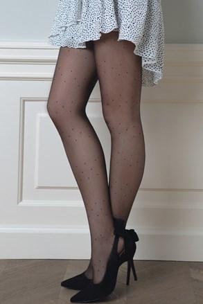 Фигурален чорапогащник Dotsy09 20 DEN