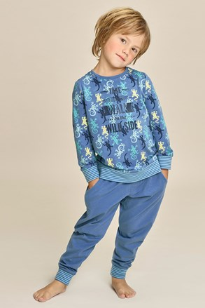Пижама за момчета Wild side