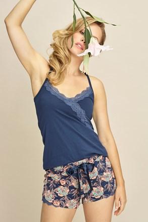 Дамски пижама Flowers