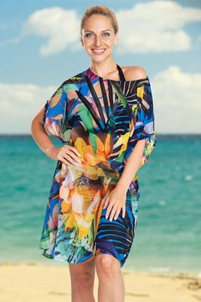 Дамска плажна рокля Jungle Flower
