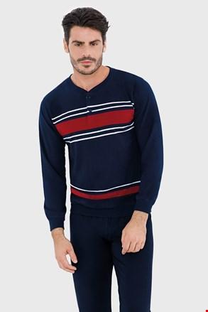 Синя пижама Leo