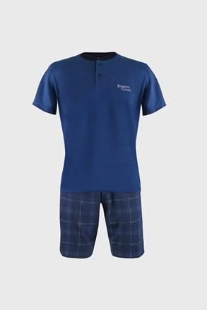 Сина пижама Markus