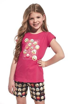 Пижама за момичета Emoticon