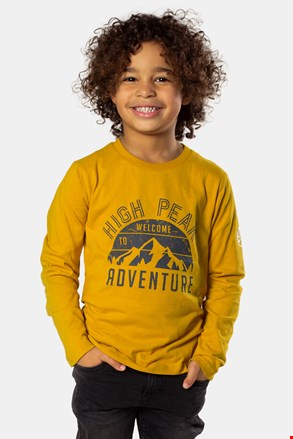 Тениска за момчета Adventure