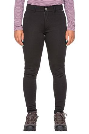 Дамски черни панталони Vanessa