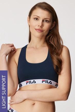 Дамски спортен сутиен FILA Underwear Navy