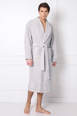 Сив халат Fernand