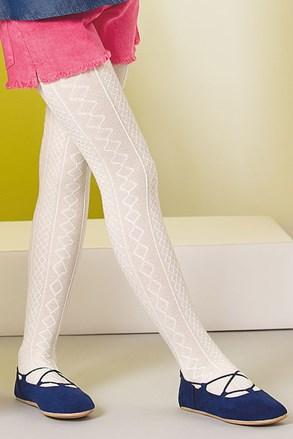 Детски памучен чорапогащник за момиче Fifi