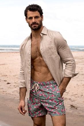 Мъжки бански шорти SHORTS Co. Flamingo REG