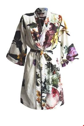 Дамски халат  Essenza Home Fleur екрю