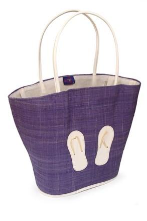 Голяма плажна чанта Flip Flop